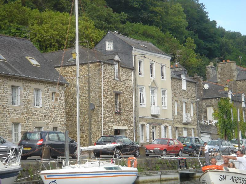 Apartment is on the port, an area of Dinan which is reckoned to have been inhabited since 9AD