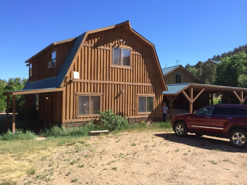 Western Ranch House