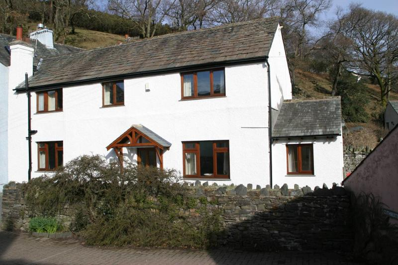 Crown Cottage in Braithwaite, near Keswick in the Lake District