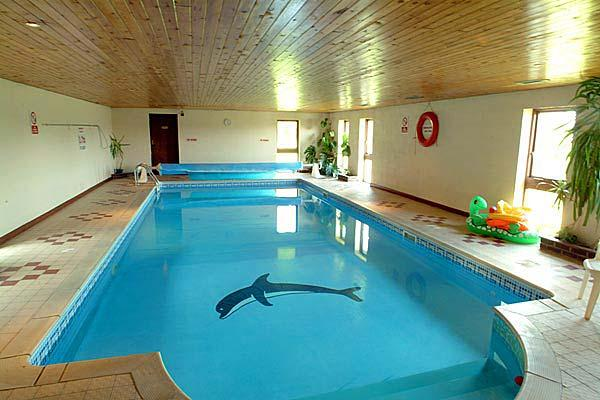 The On Site Heated Indoor Pool