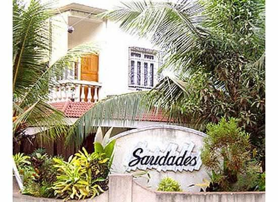 SAUDADES BEACH RESORT BUNGALOW - THE ACCOMMODATION WITH A HEART.
