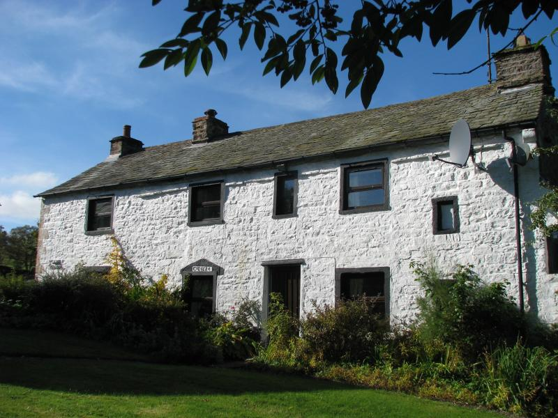 A traditional Cumbrian farmhouse dating back to 1684