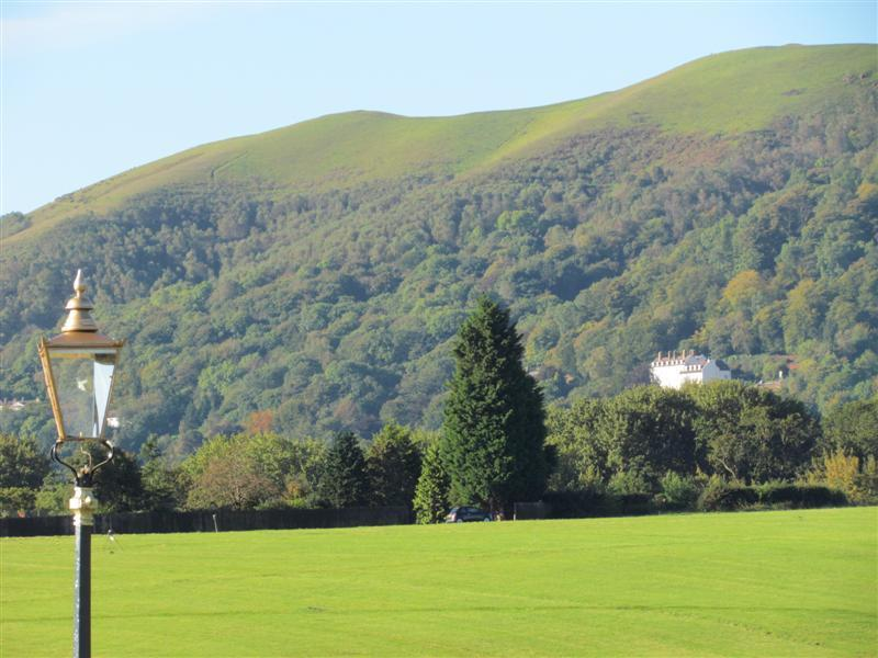 Property in Malvern Wells (famed for hills, Elgar, gas street lights and spring water wells)