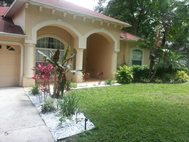 Trebor villa  - luxury in its semi rural  private location setting - yet minutes to th