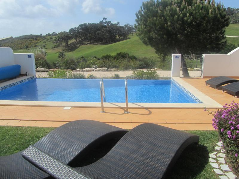 The Pool and stunning Golf Views