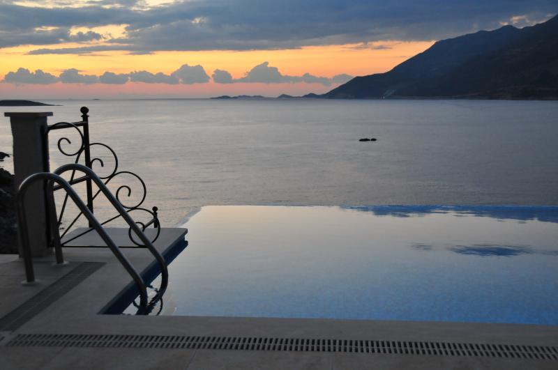 Sunsets from Lycian Breeze