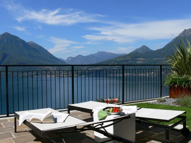 The breathtaking views from Vista D'Oro Oleandro Punra del Sole