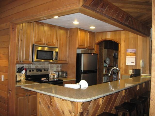 All NEW fully equipped kitchen