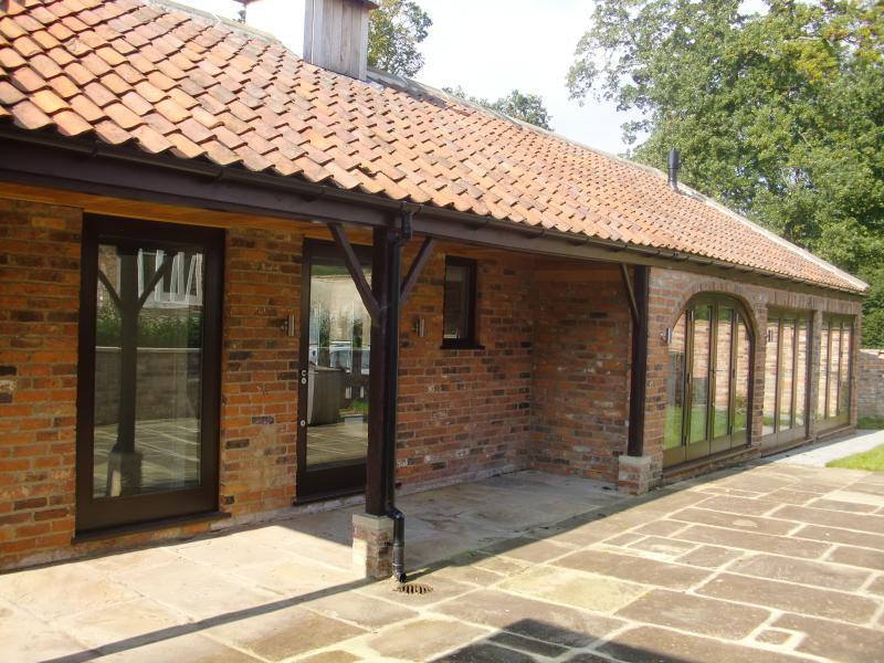 Old Brick Stable Block