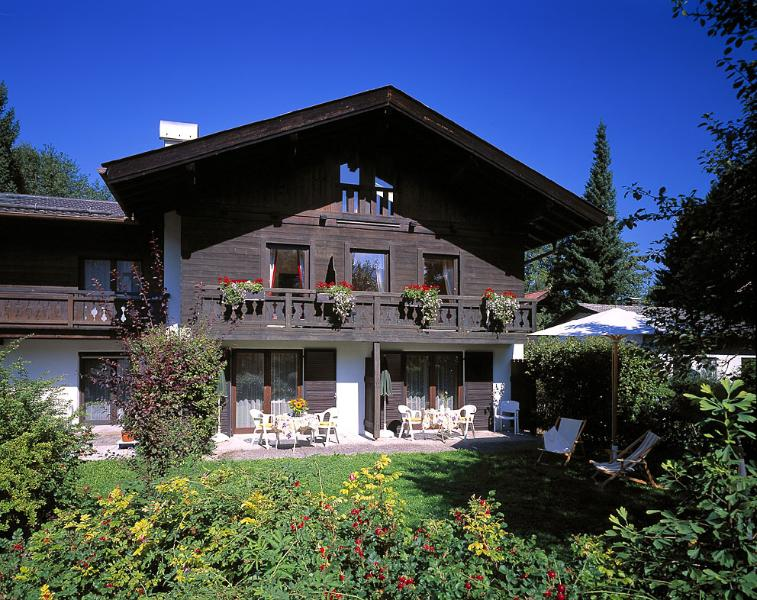 Our property features the traditional chalet style
