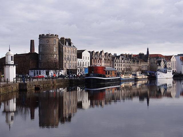The Shore - Centre of Leith on the Water