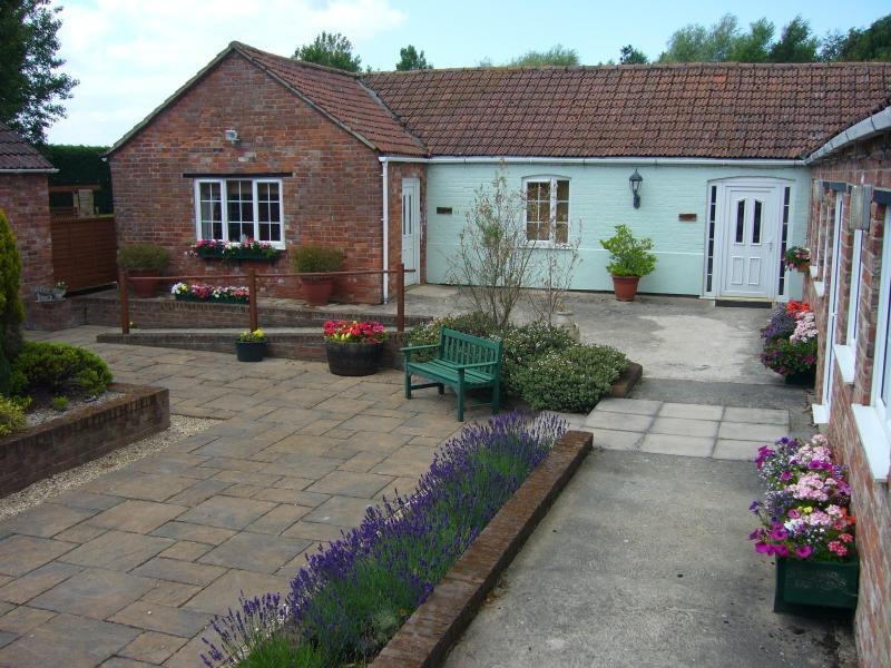 Crewyard Holiday Cottages - Open all year round