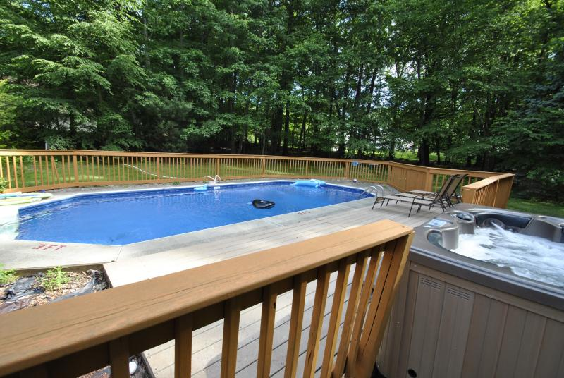 Our Pool Hot Tub Combo is simply unbeatable!