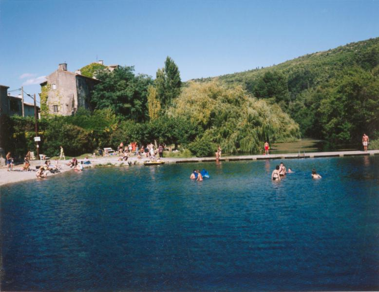 Bize-Minervois Natural Swimming Pool, 3 mins walk from House