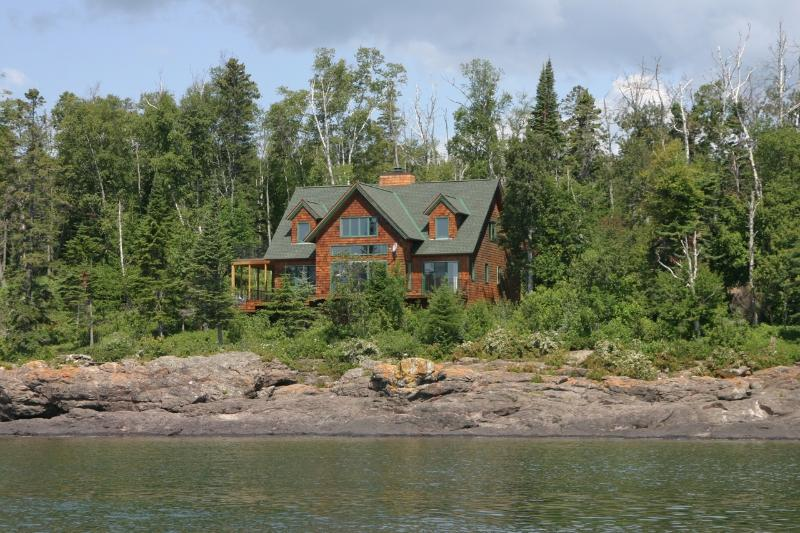 Lusten Lakehouse am Lake Superior