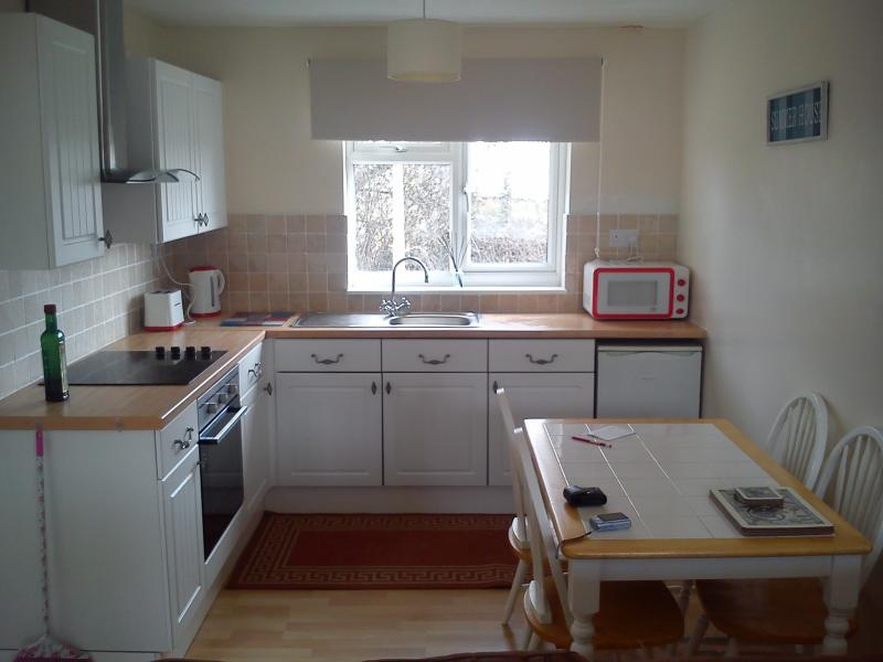 Newly Refurbished Kitchen/Dining area