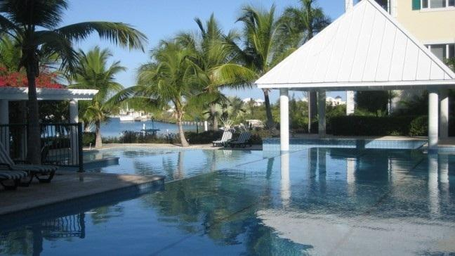 Pool - just the place to chill out on for your vacation in paradise!
