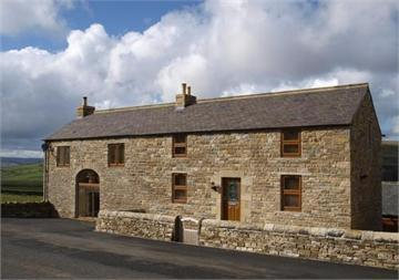 Front of Farm House