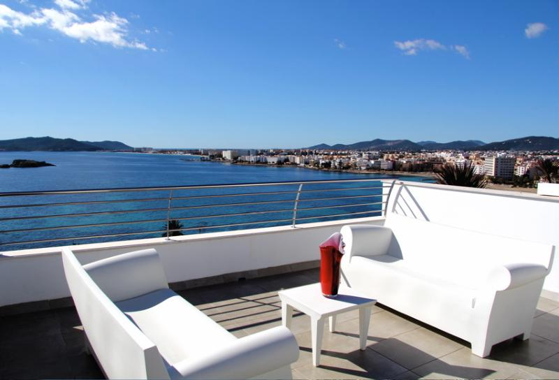 Terrace with splendid view