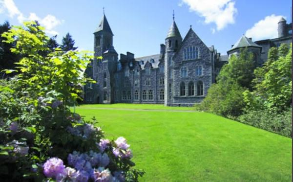 The Highland Club at St Benedicts abbey