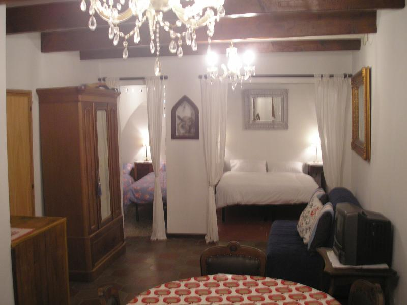 VIEW TO BEDROOM AREAS