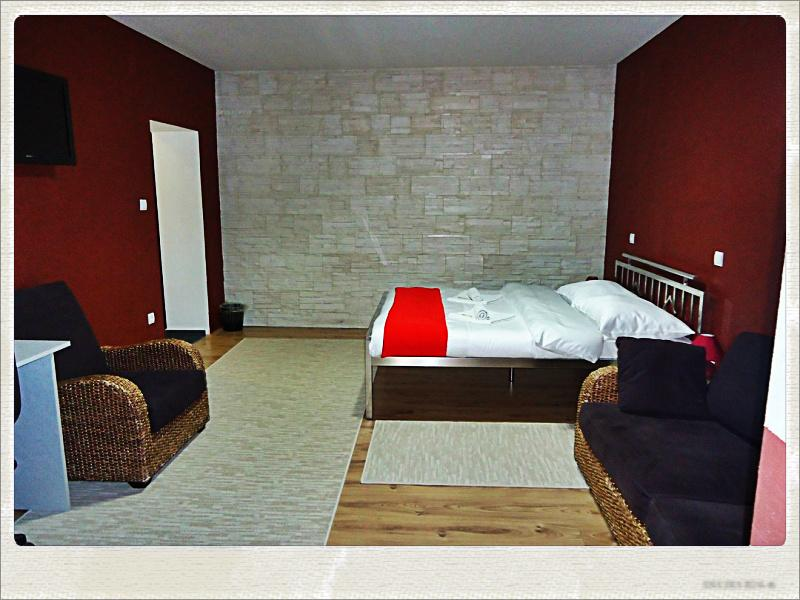 Elite room - this is our most exquisite room, it provides our guests additional content. You can spe