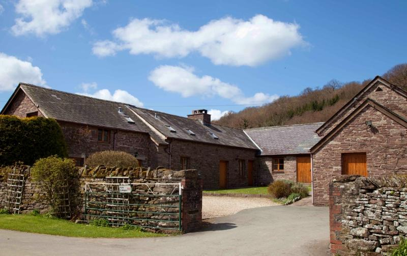 Your group of self catering cottages - perfect for upto 15 people