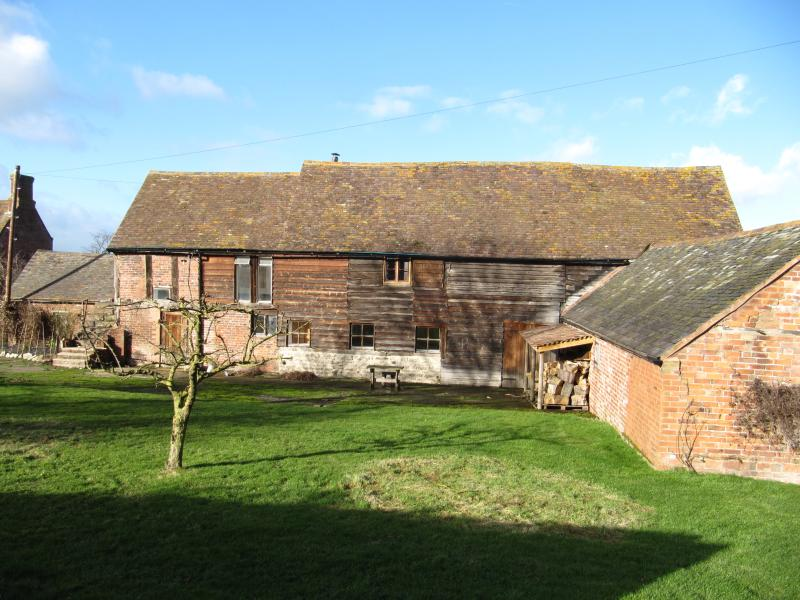 Granary south side
