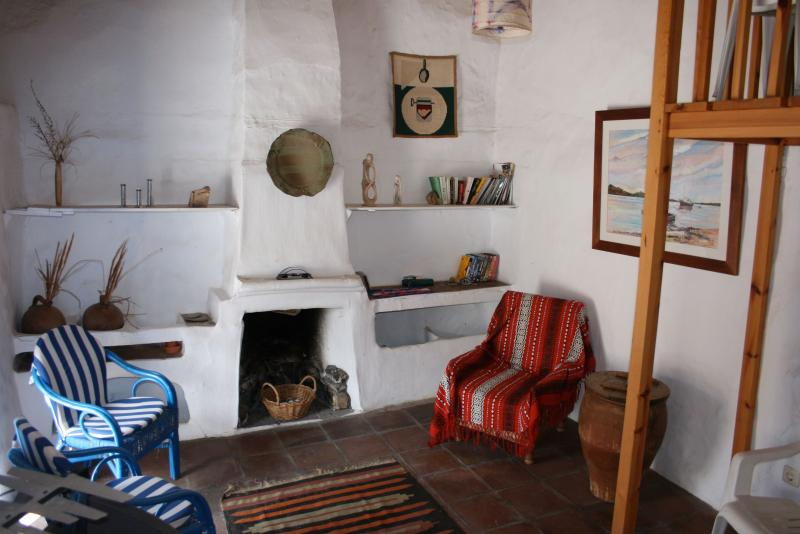 Typical Andalusian Village Home