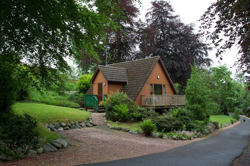 Isla Lodge at Ericht Holiday Lodges