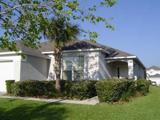 Villa Front on Quiet Gated Community