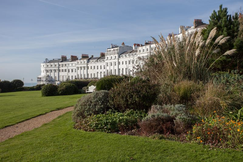 Flat is situated in the famous and historic Sussex Square on Brighton Seafront