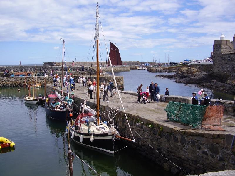 Portsoy 17th Century Harbour