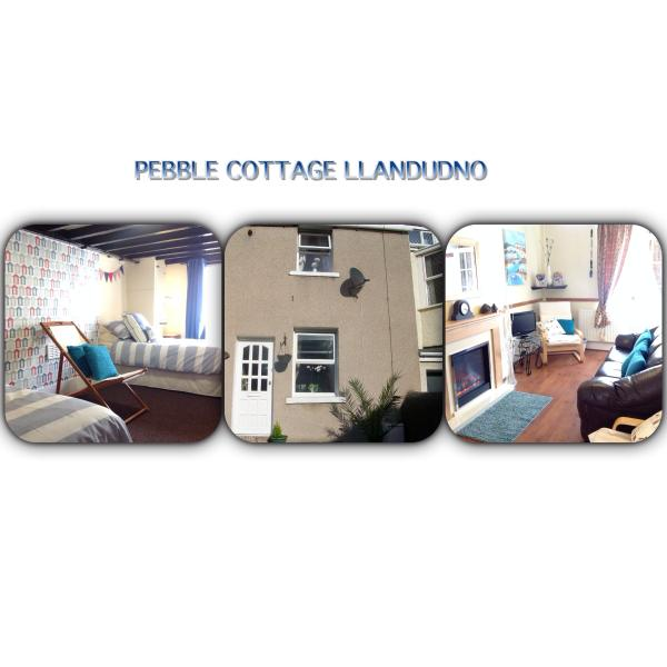 Pebble cottage 2 minutes away from the beach