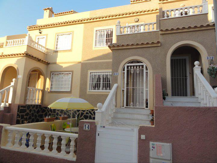 front of house  gran alacant