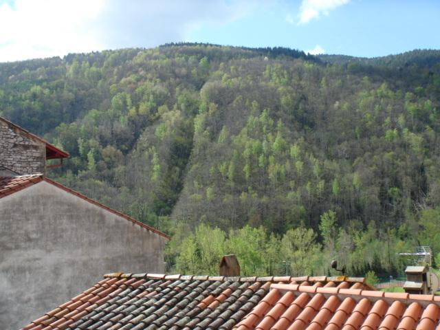 The view from the apartment looking to the Spanish border three miles south - Maison Baxter