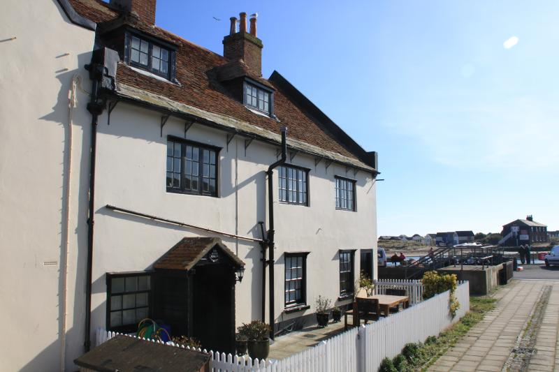 The Cottage Frontage
