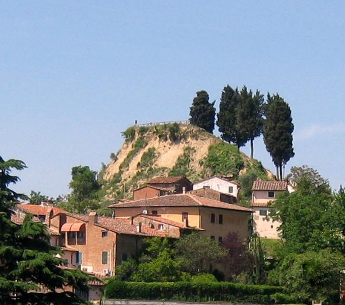 The Rocca of Palaia