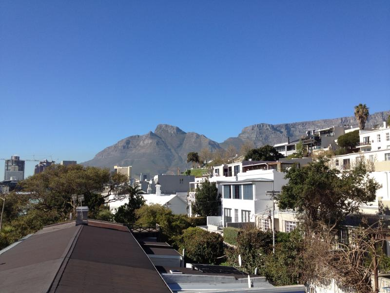 Table Mountain - View from apartment