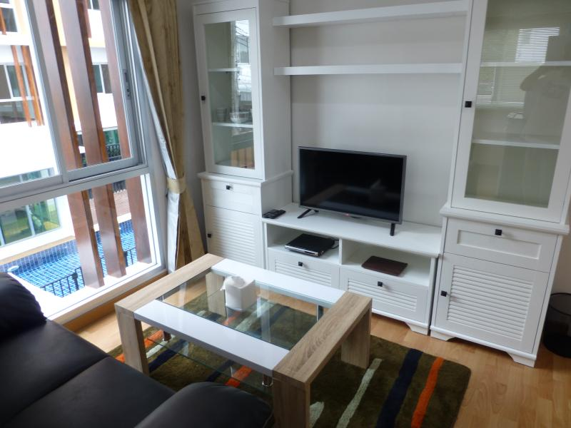 Living Room with Sat TV And Dvd