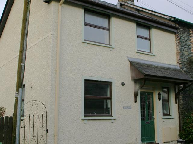 Crofter Cottage - a deceptively spacious end of terrace with rear enclosed garden.
