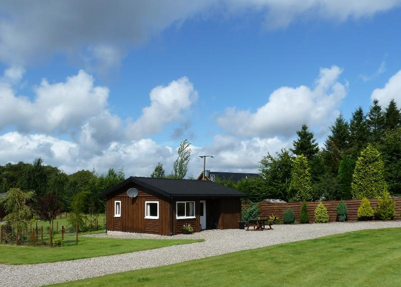 Two bedroom chalet at Airdeny