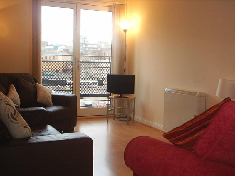 St Enoch's Apartment Lounge