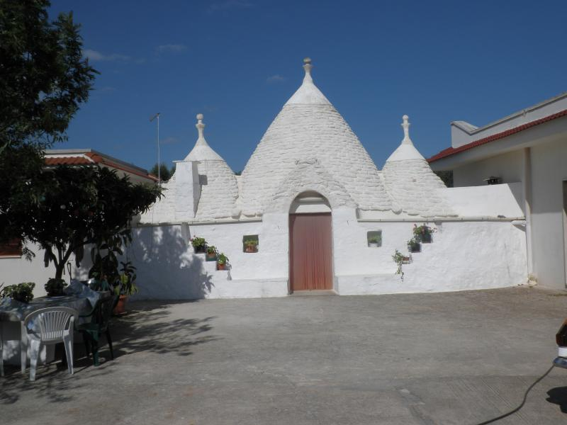 Trullo from the drive