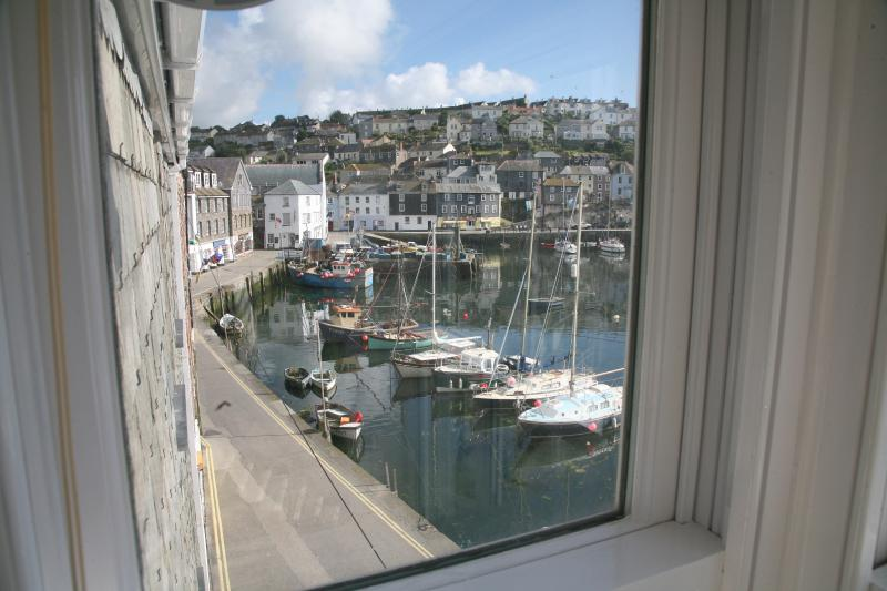 Harbour life from the Master Bedroom