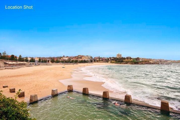 We are just a short stroll from Coogee Beach