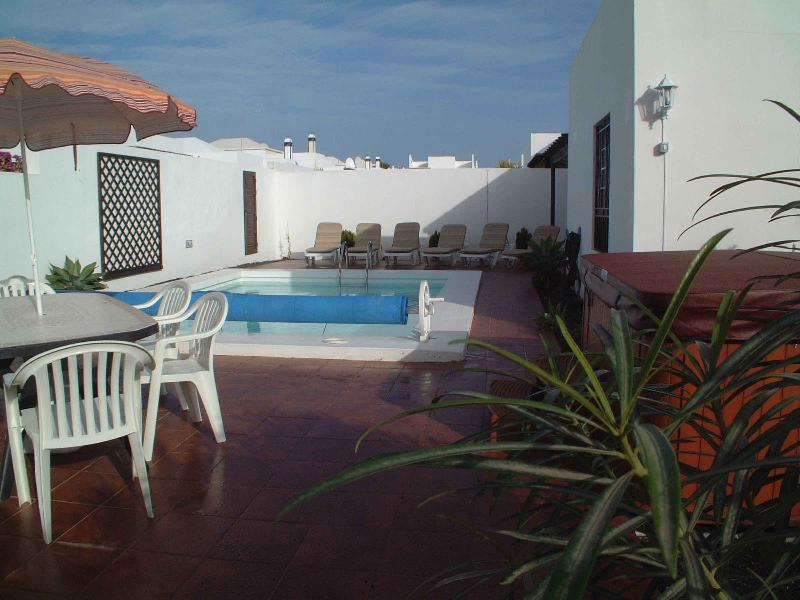 Villa with private pool Costa Teguise