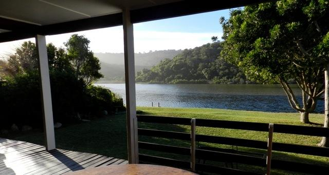 View from your verandah