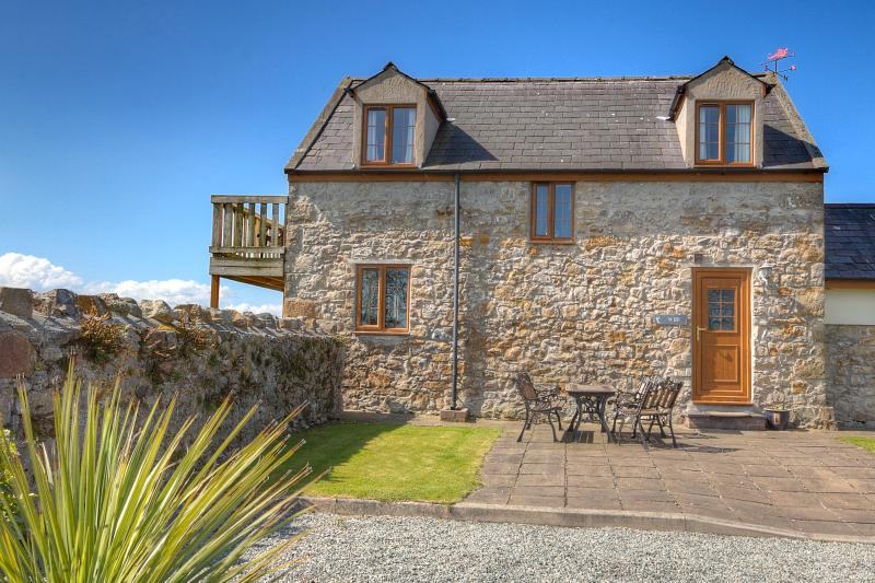 Yr Eifl Ferienhaus am Cerrig y Barcud Holiday Cottages Anglesey