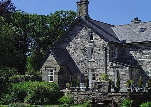 Bwthyn y Llyn cottage is part of a 200 year old Manor House on a private estate
